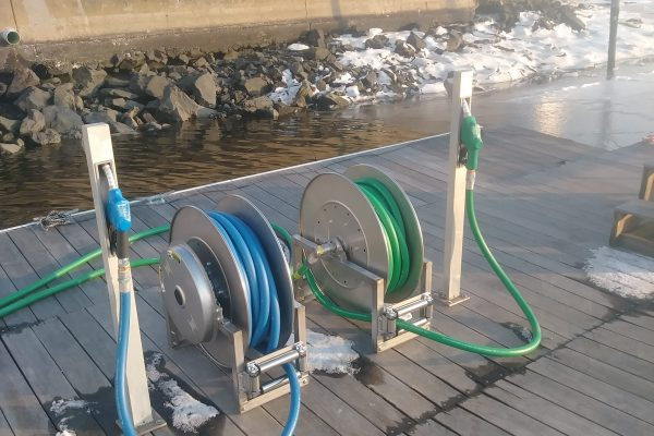 CHaven Reels Over the water