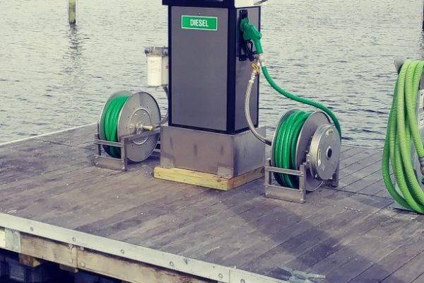 Wickford Over the water Diesel Fueling