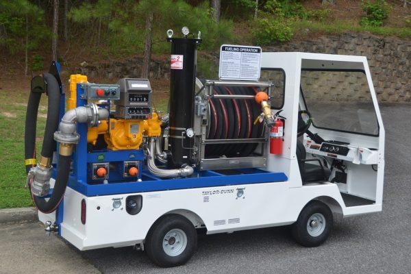 Mobile Fuel Cart II